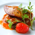 料理メニュー写真フランス産 フォアグラのテリーヌ