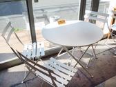 [1F]雰囲気の良いテーブル席もご用意しております。女子会やママ会に是非♪