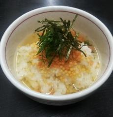 お茶漬け(鮭/梅)