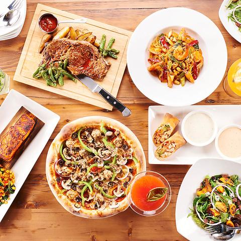 カリフォルニア ピザ キッチン ラゾーナ川崎店