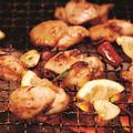 料理メニュー写真ハーブ香る 塩レモンチキン