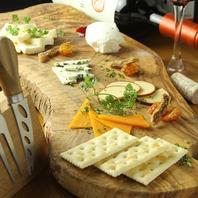 選べる!チーズ盛 (3種、5種、全部盛) 890円~