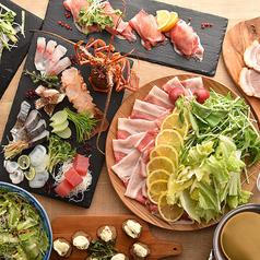 個室居酒屋 和菜美 wasabi 広島袋町店の特集写真