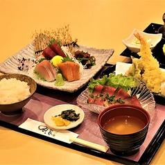 料理メニュー写真純家-すみか-御膳(先膳:茶碗蒸し・小鉢・お豆腐)