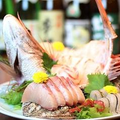 魚喜の写真