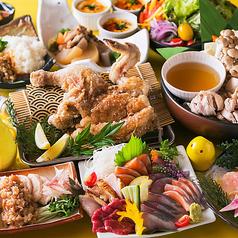 九州地鶏居酒屋 よか鶏 岩国駅前店のコース写真