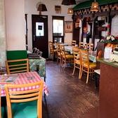 ネパールレストラン サティの雰囲気2