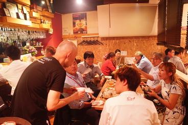 大名洋酒場 串焼きバル Aceの雰囲気1