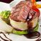 料理メニュー写真牛フィレ肉のロースト