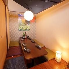 【6名様個室】接待やお食事会にもご利用頂けます!