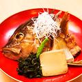 料理メニュー写真【名物】魚屋のアラ煮