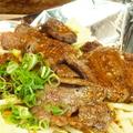 料理メニュー写真牛カルビ焼肉