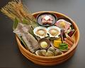 料理メニュー写真【浜焼き】ファミリーセット