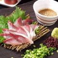 料理メニュー写真名物 恵比寿鯖のごま鯖