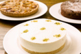 当店のデザートは自家製です。クレームブリュレやベイクドショコラなど500円でご提供。