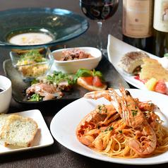 イタリア料理 LEGAMENTO レガメントのコース写真
