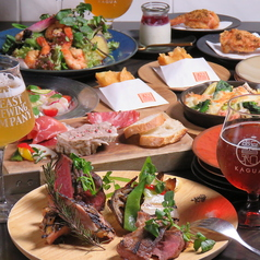Far Yeast Tokyo Brewery&Grill ファーイーストトウキョウ ブルワリー&グリルのおすすめ料理1