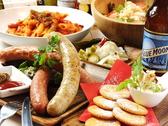 Sausage Stand ボンズカフェ Bond's Cafeの雰囲気3