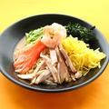 料理メニュー写真冷麺(季節限定)