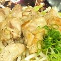 料理メニュー写真若鶏の塩焼き・とりチーズ焼・チキントーフグラタン