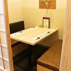 【3階】テーブル個室もご用意あり。