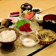料理メニュー写真和御膳(先膳:茶碗蒸し・サラダ・小鉢)