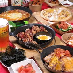 韓国料理 イタリアン 8th エイトスの特集写真