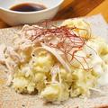 料理メニュー写真こうちゃんのポテトサラダ