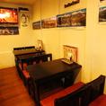 本場ネパールの雰囲気でお食事をお楽しみください。
