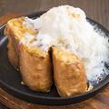 料理メニュー写真鉄板焼きフレンチトースト
