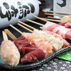 地鶏炭火焼 鳥亭 帯山店のおすすめ料理1