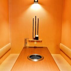 焼肉半個室 紫貴苑 西川口店の雰囲気1