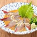 料理メニュー写真魚吉秘伝のタレ『博多ゴマサバ』