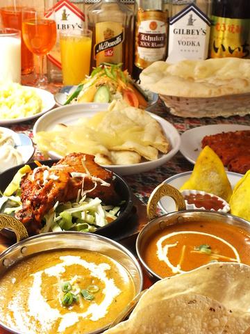 インド ネパール料理 シマ