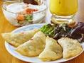 珍しいインド料理も日本人の口に合うような工夫がされています