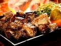 料理メニュー写真牛肉料理(ハラミ・牛タン他)