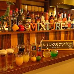 ミクスチャー MIXTURE 熊本のコース写真