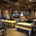 [最大150名様]天候に左右されない屋内型BBQで貸切パーティー☆松山市内なら10名様以上で無料送迎バスのご利用も可能です!まずはご相談ください!!