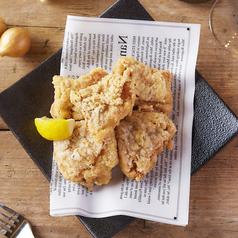 料理メニュー写真チキンフリット