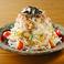 料理メニュー写真大根の漁師風海苔サラダ