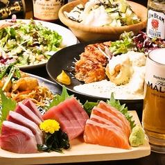 居酒屋 バッハ 渋谷店のコース写真