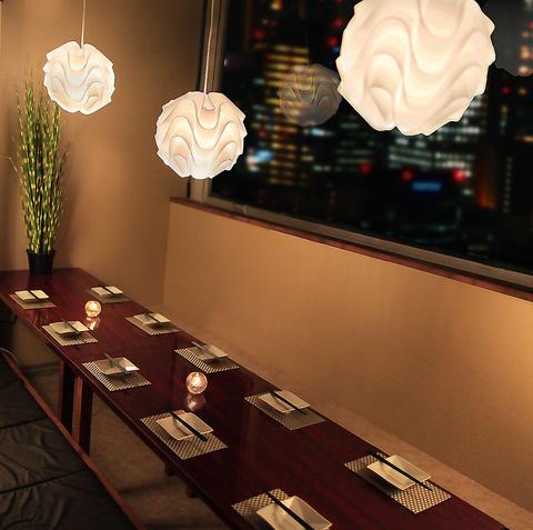 《個室16名様まで》シーンに合わせた使い方ができるお部屋は満足感も◎周りを気にせず楽しめる空間で宴会をお楽しみいただけます。2~36名様までご利用いただけるデザイナーズ個室×食べ放題 ビストロ ザ・ミート池袋東口店の個室席には、VIP気分の個室などもございます。宴会・女子会・合コン・サークル飲み会などに。
