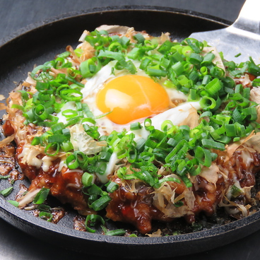 お好み焼き もんじゃ べるのおすすめ料理1