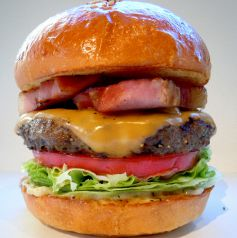 This is the burger ディスイズザバーガーの特集写真