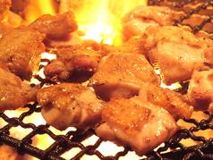 料理メニュー写真桜姫鶏もも焼き(タレ)