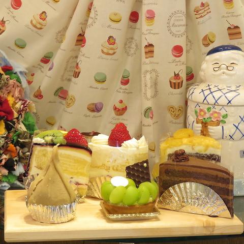 お菓子の工房 由香里絵