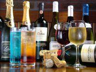 洋食に合うワインも豊富に取り揃え