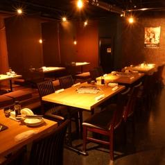 北海道海鮮居酒屋 いろりあん 麻生店の雰囲気1