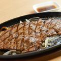 料理メニュー写真県産牛ランプステーキ200g
