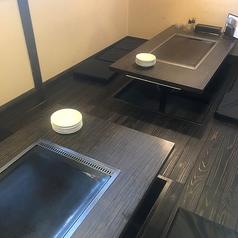 最大12名様でご利用いただける個室を完備♪周りを気にせずお食事をお楽しみいただけます。